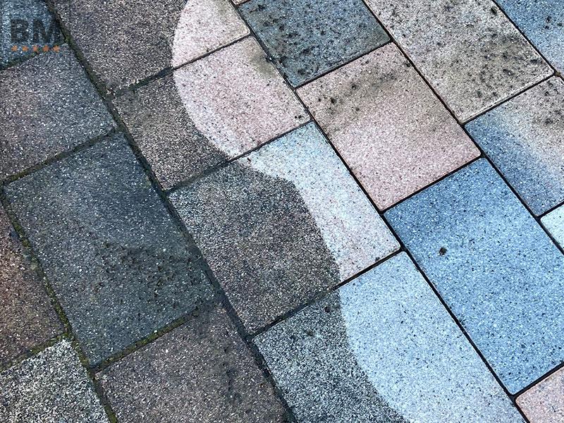 Natursteinreinigung - Bella Marmor
