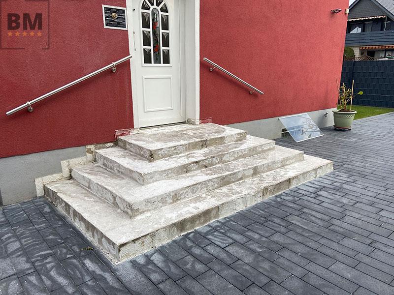 Steinteppich - Referenz - Bella Marmor